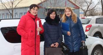Мобильные бригады содействуют в решении проблем жителей Астраханской области