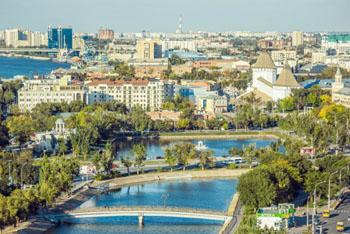 Экологическая безопасность жителей Астрахани под контролем