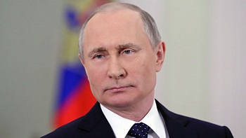 Астрахань в ожидании Путина