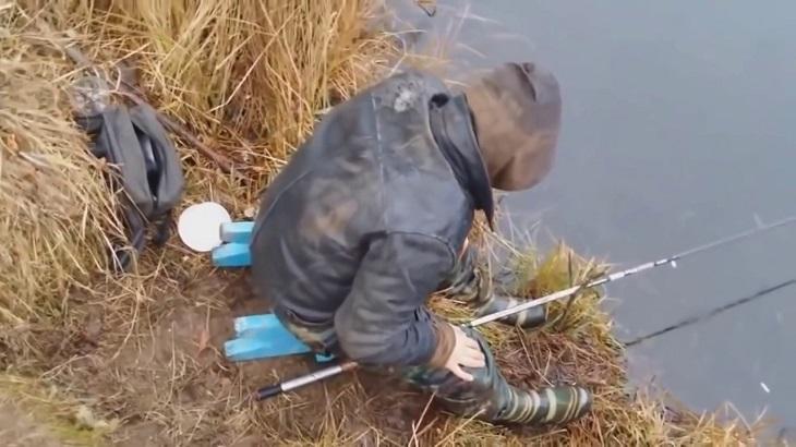 Пьяный рыбак под Астраханью пытался обчистить чужой дом