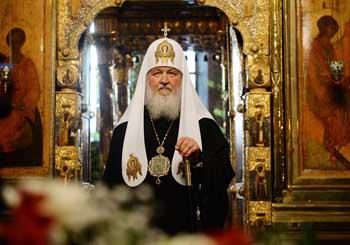 Святейший патриарх Московский и всея Руси Кирилл в сентябре посетит Астраханскую область