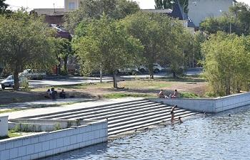 Где можно и нельзя купаться в Астрахани