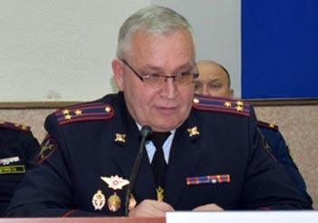 Глава регионального УМВД Александр Мешков поражён количеству пунктов приёма металла в регионе