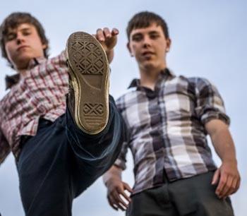 Трудный подросток и его друг пошли на преступление в Астраханской области