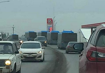 Старые московские автобусы – подачка провинциальной Астрахани