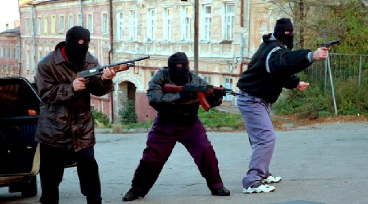 В Астрахани пойманы похитители человека