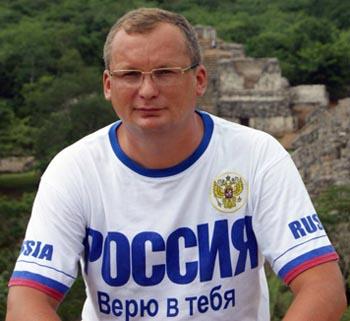 Золотая середина Игоря Мартынова
