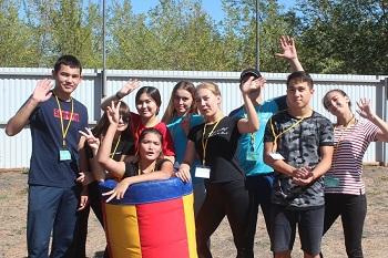 В Приволжском районе прошёл форум для старшеклассников
