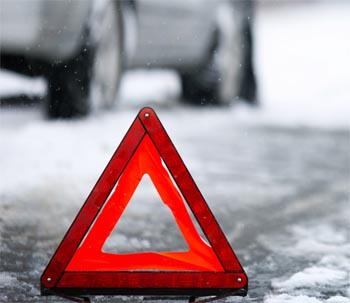 Ехавшее из Астрахани в Актау авто перевернулось: есть пострадавшие