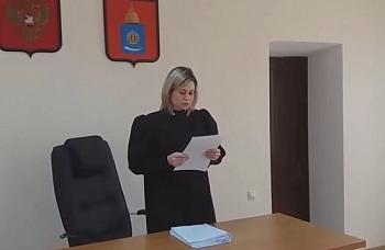Астраханцы засудили власть за плохие дороги
