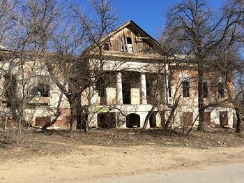 В Астрахани уничтожается самое древнее здание Астраханского казачьего войска