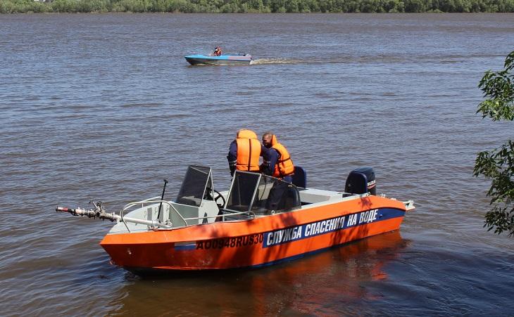 В Астраханской области участились несчастные случаи на воде