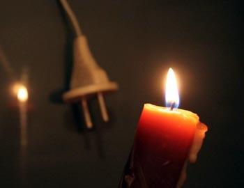 Во вторник в Астрахани отключат электричество на десятках улиц, четырёх переулках и одной площади