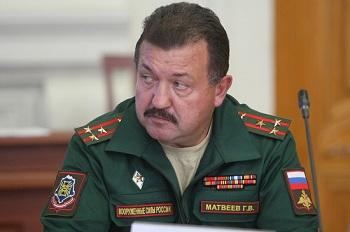 Бывший военный комиссар Астраханской области осужден за мошенничество