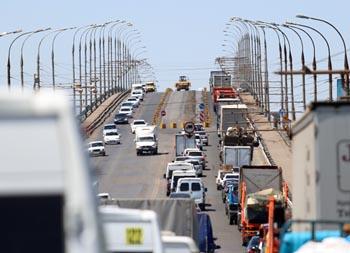Путин отчитался губернатору Астраханской области о ситуации с Николаевским шоссе