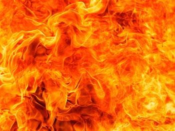 Шесть пожаров произошло в Астраханской области за сутки