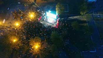 Митинг Навального в Астрахани