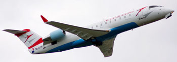 Из Астрахани в Казань полетят Bombardier CRJ200