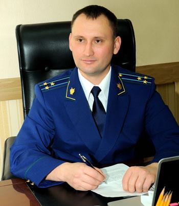 Назначен новый первый зампрокурора Астраханской области