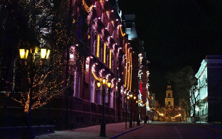 Астраханцев ждёт тёплое Рождество