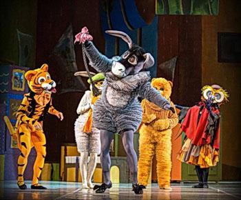 Не пропустите возвращение Винни! Мировая премьера балета для всей семьи «Приключения Винни-Пуха» — в Астрахани