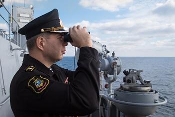 Правительство определило новое место базирования Каспийской флотилии