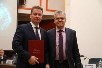 Министру здравоохранения Астраханской области Павлу Джувалякову присвоено звание «Профессор Российской Академии Наук»