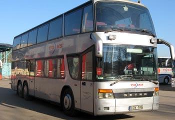 Автобусное сообщение между Астраханью и столицей ЮФО прекращено