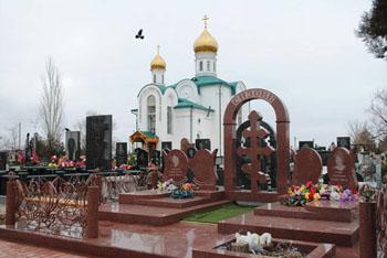 Новое кладбище в Астрахани обновят