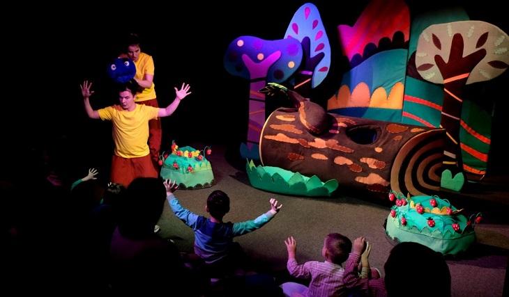 Астраханский театр оперы и балета предоставил площадку для кукольных спектаклей
