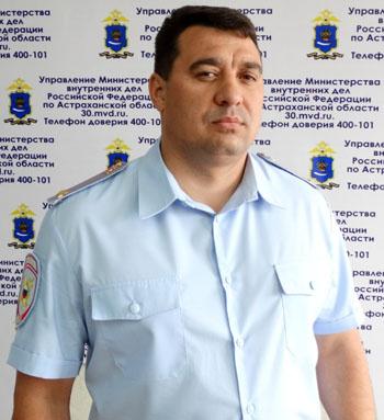 Главой Лиманского района Астраханской области решил стать выходец из МВД