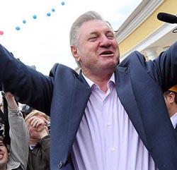 Недобрая память о мэре-уголовнике Столярове