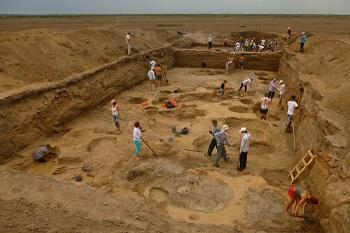 Школьники примут участие в раскопках под Астраханью