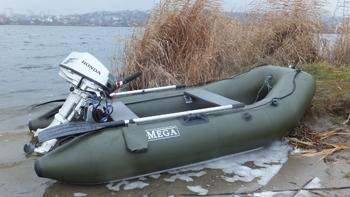 В регионе активно воруют плавсредства и лодочные моторы