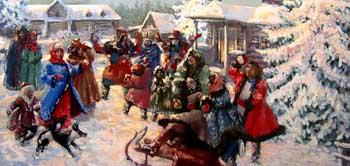 Астраханцев приглашают на новогодние гуляния