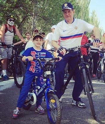 В Астрахани на майские пройдет большой велопарад
