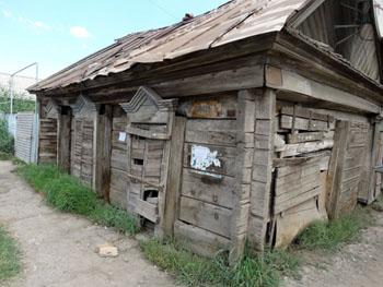 В Астрахани готовят к сносу десятки аварийных домов