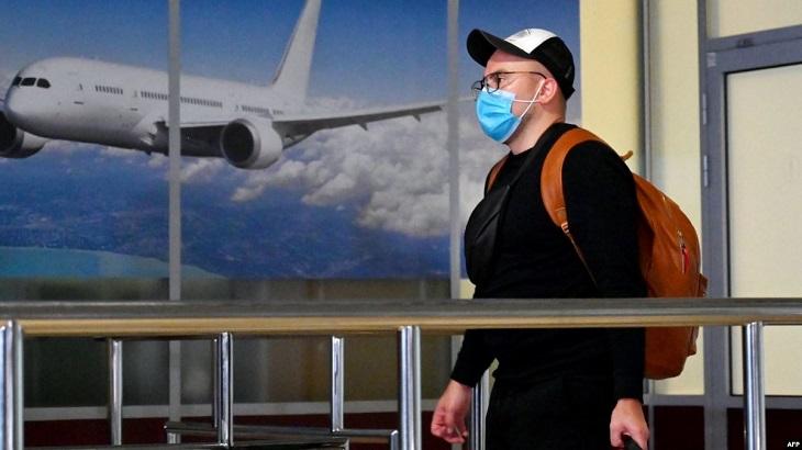 Игорь Бабушкин помогает астраханцам вернуться домой из-за рубежа