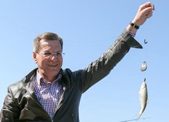 Ловись, рыбка-астраханка!