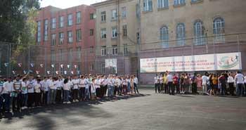 Международная Каспийская академия для молодежи открылась в Астрахани