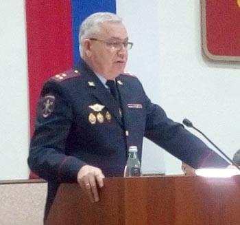 Кадровая политика начальника УМВД по Астраханской области подтверждается