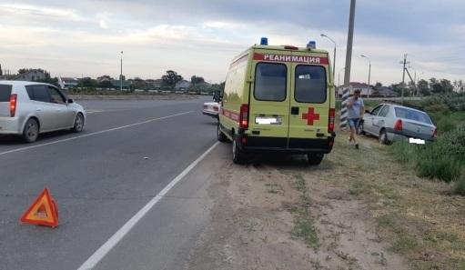 В лобовом столкновении под Астраханью пострадали пять человек. Из них трое – дети