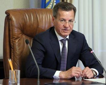 У астраханского губернатора новый пресс-секретарь