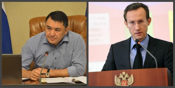 В Астрахани арестованы экс-председатель облправительства Султанов и глава облминфина Шведов