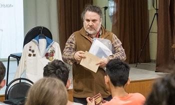 Просветитель Александр Гезалов приехал поработать в Астрахань с подростками-сиротами