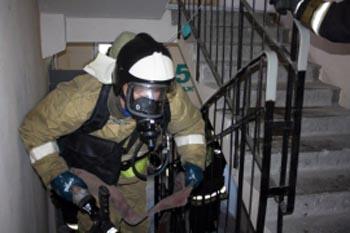 За сутки в Астрахани произошло четыре пожара