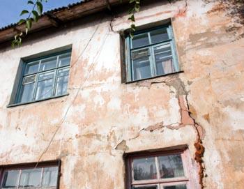 Ситуация с аварийным жильём в Астрахани неоднозначная