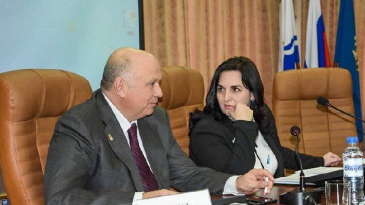 Медиайретинг руководителей Астрахани подрос