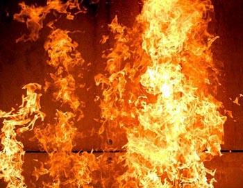 В День города в Астрахани и области сохраняется чрезвычайная пожарная опасность