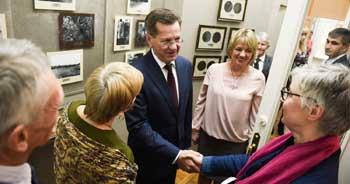 В Астрахани отметили день рождения Велимира Хлебникова